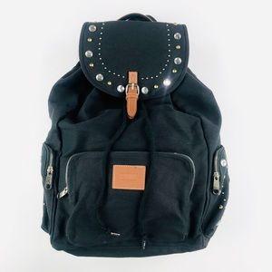 VS PINK bling black backpack